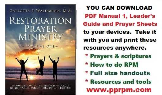 Restoration Prayer Ministry
